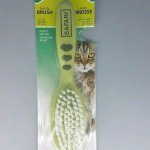 Safari Cat Bristle Brush Safari Cat Bristle Brush